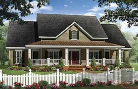 Plan W51092mm Country Photo Gallery Farmhouse Corner Lot Usda Approved House Plans Home Designs