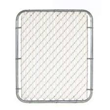 White Chain Link Fence Slats Chain Link Fencing The Home Depot