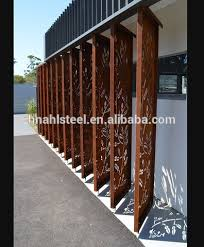 Christmas Corten Steel Decorative Laser Cut Perforated Metal Screen Fence Wholesale Screens Room Dividers Products On Tradees Com