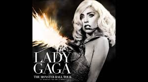 lady a the fame monster ball tour