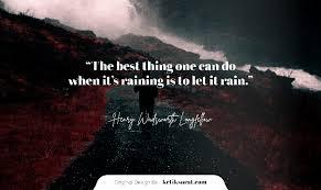quotes tentang hujan dalam bahasa inggris dan artinya ketik surat