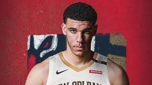 lonzo ball sports new orleans pelicans