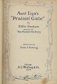 GRAHAM, EFFIE - AbeBooks