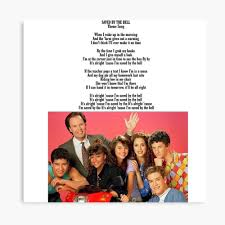 Saved By The Bell Cast & Theme Song ...