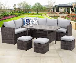 5 best patio furniture sets in 2020