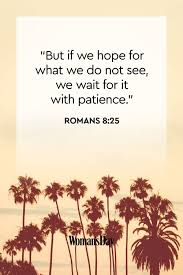 bible verses about patience scripture on patience