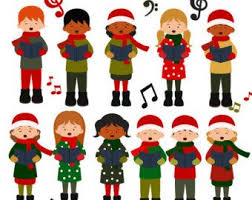 Image result for free clipart christmas concert""