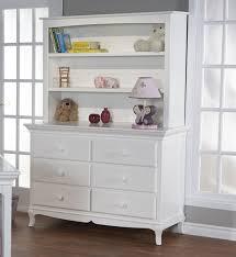Nova Double Dresser In White Kids Furniture In Los Angeles