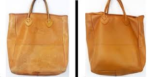 how to remove leather stains with