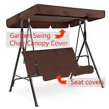 seater replacement canopy swing hammock