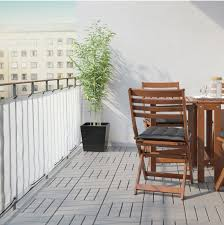 10 Easy Pieces Balcony Privacy Panels Gardenista