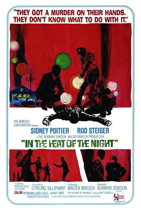 """Resultado de imagen para in the heat of the night 1967"""""""