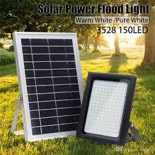 led floodlight 150 leds 3528 solar