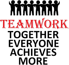 Amazon Com Teamwork Motivation Inspirational Wall Decal Quote For Office Art Classroom Art Wall Vinyl Decals Decor Sticker Large Art Inspirations Quotes Team Together Everyone Achieves More Home Kitchen