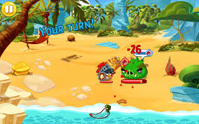 New Game] Angry Birds Epic Features Those Adorable Birds And Pesky ...