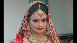 indian bridal makeup modern look