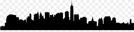 New York City Skyline Wall Decal Sticker Painting Png Download 1024 507 Free Transparent New York City Png Download Clip Art Library