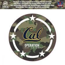 Cal Car Decals California Golden Bears Bumper Stickers Decals Fanatics