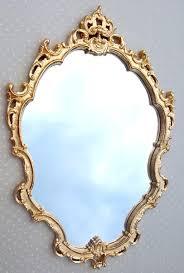 Espelho / Moldura Rococó Dourado no Elo7 | PopDecorei espelhos e molduras  em resina (8A9D3E)