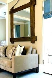 large dining room wall mirrors