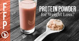 whey using a weight loss protein powder
