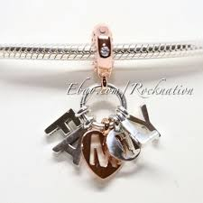 authentic pandora rose gold shimmering