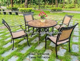 garden furniture mosaic table garden