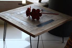 coffee table large square beetroot inc