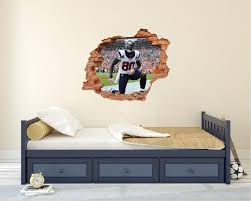 Nfl 80 Andres Johnson Wall Decal Egraphicstore