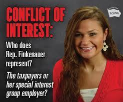 Iowa Rep. Abby Finkenauer's clear conflict of interest | by Priorities4Iowa  | Medium
