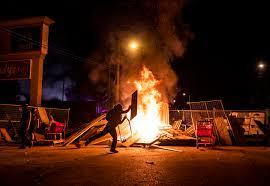 Police, protesters clash in Minneapolis ...