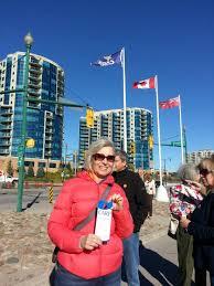 """Myrna Clark NDP on Twitter: """"Honoured to attend CARP flag raising ..."""
