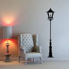Wall Decal Lighting Pole London Cheap Stickers Abstract Discount Wall Stickers Madeco Stickers