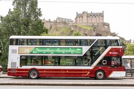Use your contactless card on Lothian's bus services from today ...