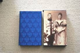 NICHOLAS AND ALEXANDRA ROBERT K. MASSIE FOLIO SOCIETY   #155896931