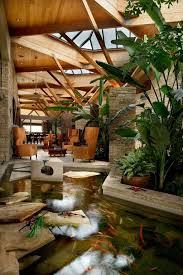 koi pond designs and water garden ideas