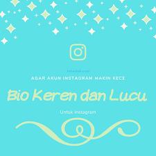 bio instagram keren bahasa inggris lucu terkece tataotak
