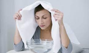 verdampen verkoudheid