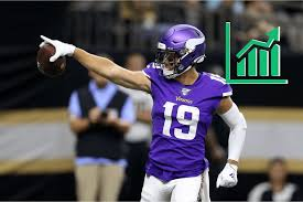 Adam Thielen Returns to Fantasy WR1 Role in 2020 with Stefon Diggs ...