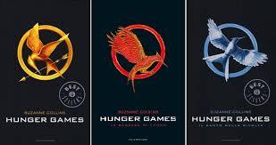 Hunger Games; Suzanne Collins - Trilogia