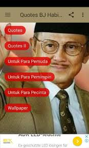 quotes bj habibie lengkap for android apk