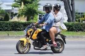 june 28 2016 private honda motorcycle