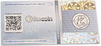 File:Litecoin paper wallet.jpg - Wikipedia