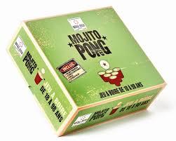 quai sud mojito pong gift set