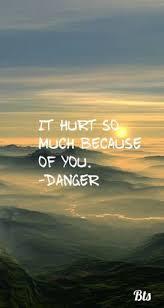 bts danger lyrics bts lyric bts danger bts