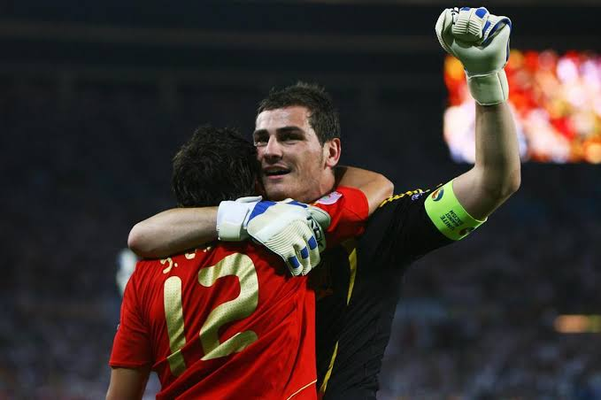 Image result for casillas getty""