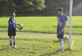 LC Soccer players team up to help fight cancer   Sports   wvnews.com