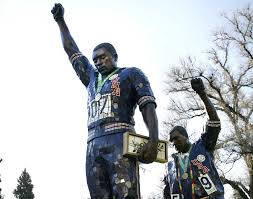 Medal cut from Tommie Smith statue at San Jose State – The Mercury ...