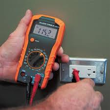 digital multimeter manual ranging