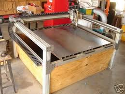 diy plasma cutters and cnc tables